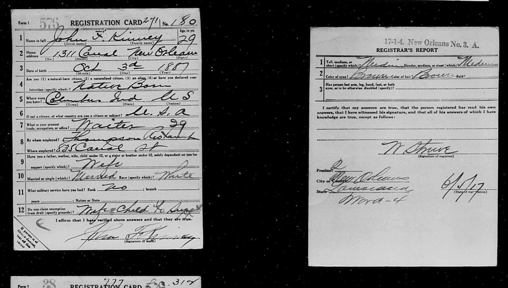 Scrapbook generated by family tree heritage el paso county el paso texas death certificate john aiddatafo Images